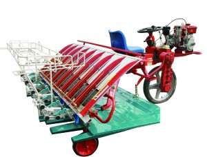High Quality Wheeled Rice Planter