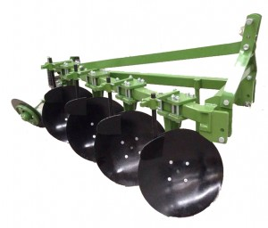 agriculture equipment 3 point disc plough