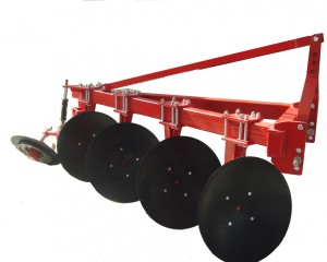 CE approved best quality 1LYT SERIES disc plough