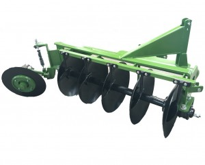 farm machinery tractor 3-point disc tiller