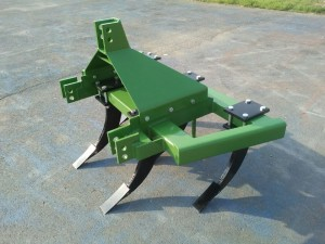 farm machinery tractor 3-point subsoiler