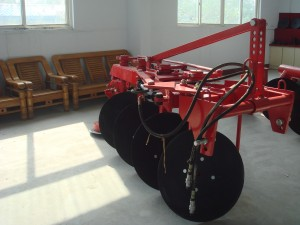 farm tools 3 point disc plough