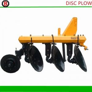 Africa Hot Sale  Baldan Fish Type Heavy Duty Disc Plough Disc Plow From China Manufacturer