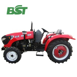 cheap electric small cabin 4wd 40hp 45hp 50hp 55hp 60hp 40 45 48 50 55 60 hp 4wd garden tractor with front front-end loader