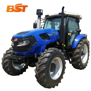 TONLINE Price of cheap 4wd 4x4 130hp 140hp 150hp 130 140 150 hp 4wd 4x4 agricultural garden tractor with front front-end loader
