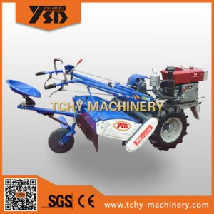 12HP DF121 Walking Tractor Power Tiller & Rotaryt Tiller for sale